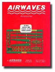 Airwaves  1/48 F/A-18 Hornet Canopy - Pre-Order Item AEC48018