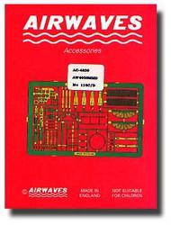Airwaves  1/48 Bf.110C/D Detail - Pre-Order Item AEC48030