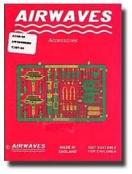 Airwaves  1/48 Lockheed T/RT-33 Detail - Pre-Order Item AEC48040
