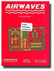Airwaves  1/48 Hurricane Mk1 Detail - Pre-Order Item AEC48044