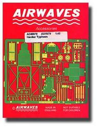 Airwaves  1/48 Hawker Typhoon Detail - Pre-Order Item AEC48079