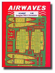 Airwaves  1/48 Devastator Detail - Pre-Order Item AEC48097