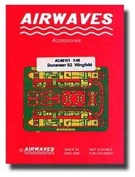 Airwaves  1/48 B. Buccaneer S2 Wing Fold - Pre-Order Item AEC48101