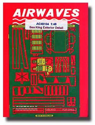 Airwaves  1/48 Sea King General Set AEC48104