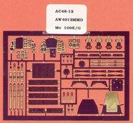 Airwaves  1/48 Messerschmitt Bf.109G/K - Pre-Order Item AEC484012