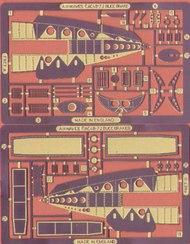Airwaves  1/48 H.S.Buccaneer Airbrakes etc (AFX) - Pre-Order Item AW484072