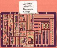 Airwaves  1/48 H.S.Buccaneer Cockpit set - Pre-Order Item AEC484073