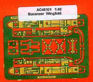 Airwaves  1/48 Buccaneer Wing Fold (AFX) - Pre-Order Item AW484101