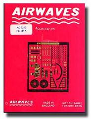 Airwaves  1/72 FB-111A Detail - Pre-Order Item AEC72010