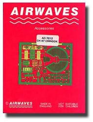 Airwaves  1/72 CH-47 Chinook Detail - Pre-Order Item AEC72012