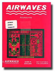 Airwaves  1/72 F-3 Tornado Detail - Pre-Order Item AEC72013
