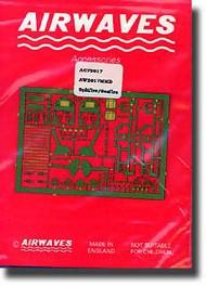 Airwaves  1/72 Spitfire/Seafire Detail - Pre-Order Item AEC72017