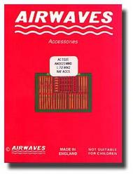 Airwaves  1/72 WW II RAF Aircraft Accessories - Pre-Order Item AEC72021