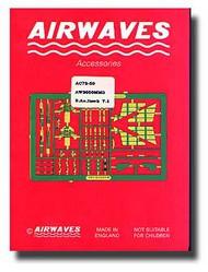 Airwaves  1/72 B.Ae. Hawk T.1 Cockpit Set - Pre-Order Item AEC72050