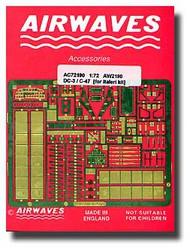 Airwaves  1/72 DC-3 Dakota / C-47 Skytrain Detail - Pre-Order Item AEC72190