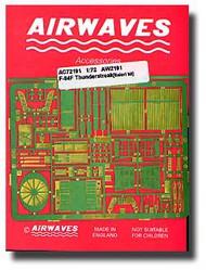Airwaves  1/72 F-84F Thundertreak Detail - Pre-Order Item AEC72191