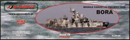 Russian Bora class surface effect corvette #AJM350-007
