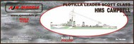 AJM Models  1/700 HMS Mackay AJM700-008