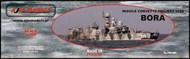 AJM Models  1/700 Russian Bora class surface effect corvette AJM700-009