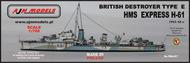 AJM Models  1/700 HMS Express H-61 AJM700-017