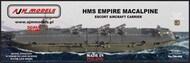 HMS Empire MacAlpine aircraft carrier #AJM700-033