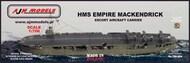 HMS Empire MacKendrick aircraft carrier* #AJM700-034