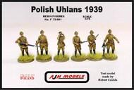 AJM Models  1/72 Polish Uhlans AJMF72-001