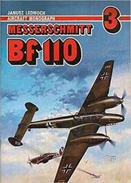 AJ Press   N/A Collection - Messerschmitt Bf.110 SLIGHT CORNER BREAK AJPE03