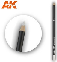 AK Interactive  AKI Weathering Pencils Weathering Pencils: Dirty White AKI10005