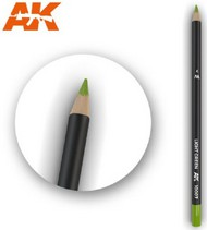 AK Interactive  AKI Weathering Pencils Weathering Pencils: Light Green AKI10007