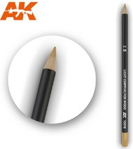 AK Interactive  AKI Weathering Pencils Weathering Pencils: Light Chipping for Wood AKI10016
