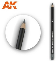 AK Interactive  AKI Weathering Pencils Weathering Pencils: Gun Metal (Graphite) AKI10018