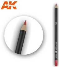 AK Interactive  AKI Weathering Pencils Weathering Pencils: Red Primer AKI10020