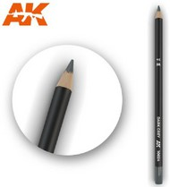 AK Interactive  AKI Weathering Pencils Weathering Pencils: Dark Grey AKI10024