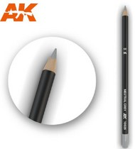 AK Interactive  AKI Weathering Pencils Weathering Pencils: Neutral Grey AKI10025