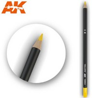 AK Interactive  AKI Weathering Pencils Weathering Pencils: Yellow AKI10032