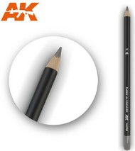 Weathering Pencils: Dark Aluminum #AKI10035