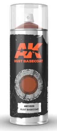 AK Interactive   N/A Rust Lacquer Basecoat 150ml Spray AKI1020