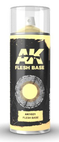Flesh Lacquer Base 150ml Spray #AKI1021