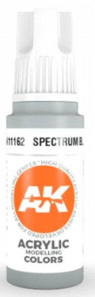 AK Interactive  AK Acrylics Spectrum Blue Acrylic Paint 17ml Bottle AKI11162