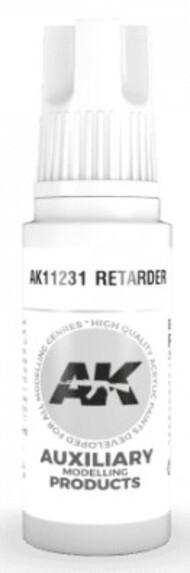 AK Interactive  AK Acrylics Acrylic Retarder 17ml Bottle AKI11231