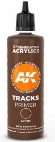 Tracks Acrylic Primer 100ml Bottle - Pre-Order Item #AKI11251