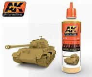 AK Interactive  Primer Dark Yellow Acrylic Primer 60ml Bottle AKI176
