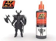 AK Interactive  Primer Black Acrylic Primer 60ml Bottle AKI178