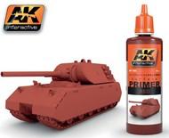 AK Interactive  Primer Red Acrylic Primer 60ml Bottle AKI180