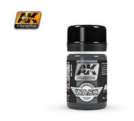 AK Interactive  AK Air Series Air Series: Exhaust Enamel Wash 35ml Bottle AKI2040