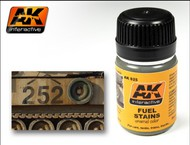 AK Interactive  AK Enamel Fuel Stains Enamel Paint 35ml Bottle AKI25