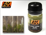 AK Interactive  AK Grime Slimy Grime Dark Enamel Paint 35ml Bottle AKI26