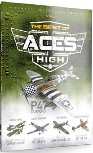 AK Interactive   N/A The Best of Aces High Magazine Vol.1 AKI2925