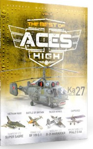 AK Interactive   N/A The Best of Aces High Magazine Vol.2 AKI2926